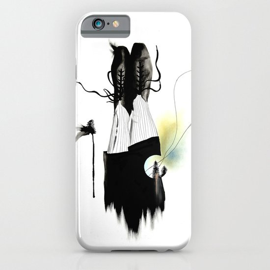 THE SHOES iPhone & iPod Case