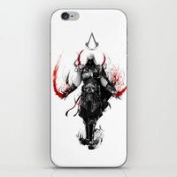 Assassin's Creed Ezio iPhone & iPod Skin