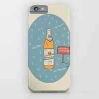 iPhone & iPod Case featuring Berliner Kindl by LostInMyMind