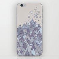 Winter Dreams iPhone & iPod Skin