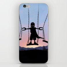 Magneto Kid iPhone & iPod Skin