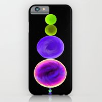iPhone & iPod Case featuring Balancing Act by interopia