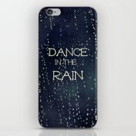 Dance In The Rain iPhone & iPod Skin