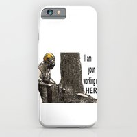 Working Class Hero 2 iPhone 6 Slim Case