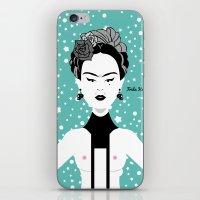 Frida Kahlo 2014 iPhone & iPod Skin