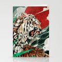 """Panthera Tigris"" Stationery Cards"