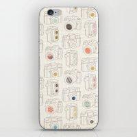 Viewfinder iPhone & iPod Skin
