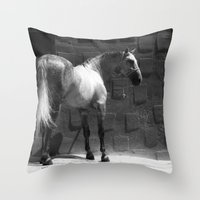 Mestizo Throw Pillow