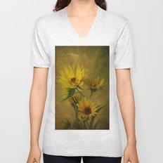 Let the Sun Shine Unisex V-Neck