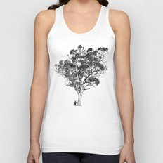 Tree and Gangster Unisex Tank Top