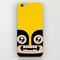 Adorable Wolverine iPhone & iPod Skin