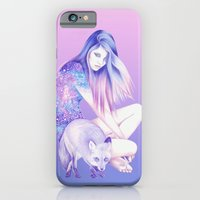 iPhone & iPod Case featuring Galaxy Wanderer by Andrea Hrnjak