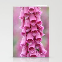 Foxglove Stationery Cards