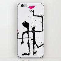 love lam iPhone & iPod Skin