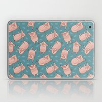 Pattern Project #52 / Piglets Laptop & iPad Skin