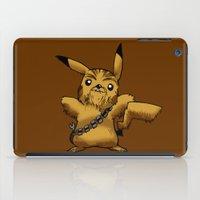 Poké Wars iPad Case