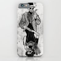 iPhone & iPod Case featuring Gra Smierci by zansky