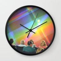 Specters Wall Clock