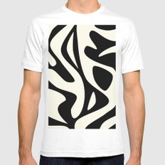 I Lava You Too SMALL Mens Fitted Tee White