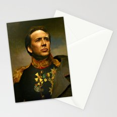 Nicolas Cage Stationery Cards