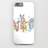 Bursting Bubbles iPhone 6 Slim Case