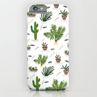 PLANTS ARE MY FRIENDS iPhone 6 Slim Case