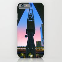 Crane Docklands London iPhone 6 Slim Case