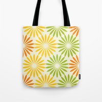 Zesty Burst Tote Bag