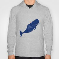 One Whale Of A Holiday Hoody