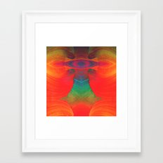 The Bold Arrow of Time_ Framed Art Print
