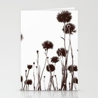 FLOWER 030 Stationery Cards