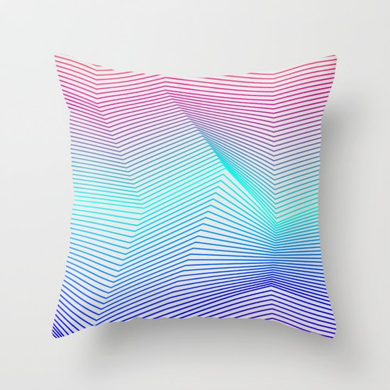 Miami Throw Pillow By Three Of The Possessed Society6