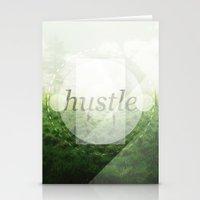 Hustle Stationery Cards