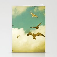 Ocean's Call Stationery Cards