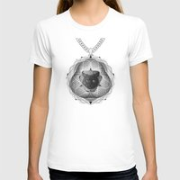 Spirobling XXII Womens Fitted Tee White SMALL