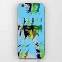 FPJ rhythm and blues iPhone & iPod Skin