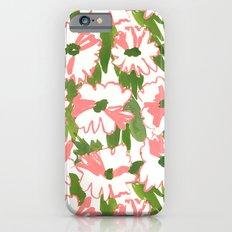 August Floral iPhone 6 Slim Case