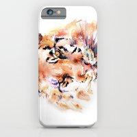 Tiger  Panthera . . .  iPhone 6 Slim Case