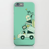 iPhone & iPod Case featuring There's still room for one more by AGRIMONY // Aaron Thong