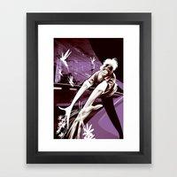Applefector Framed Art Print