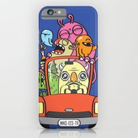 iPhone & iPod Case featuring Designated Driver by Tratinchica