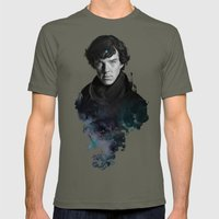 The Excellent Mind Mens Fitted Tee Lieutenant SMALL