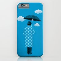 iPhone & iPod Case featuring Rainman by victor calahan