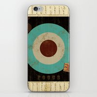 Focus iPhone & iPod Skin