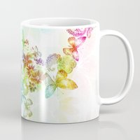 Paisley Flutter Mug