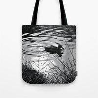 Lonely Duck Tote Bag