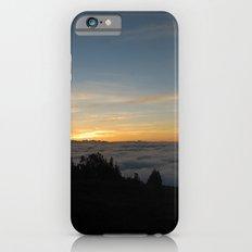 Sunset on Haleakala Crater iPhone 6 Slim Case