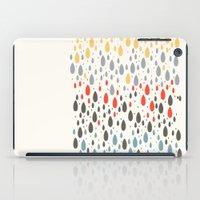 Rainbow Drops iPad Case