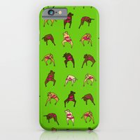 Cow Dancers 2 iPhone 6 Slim Case
