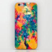Summer Swirl iPhone & iPod Skin